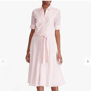 🌸Ralph Lauren classic shirt dress